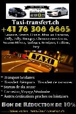 Taxi transfert  Renens